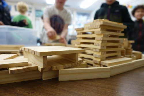 Building blocks exemplify RVCs expeditions into physics, math, and fun