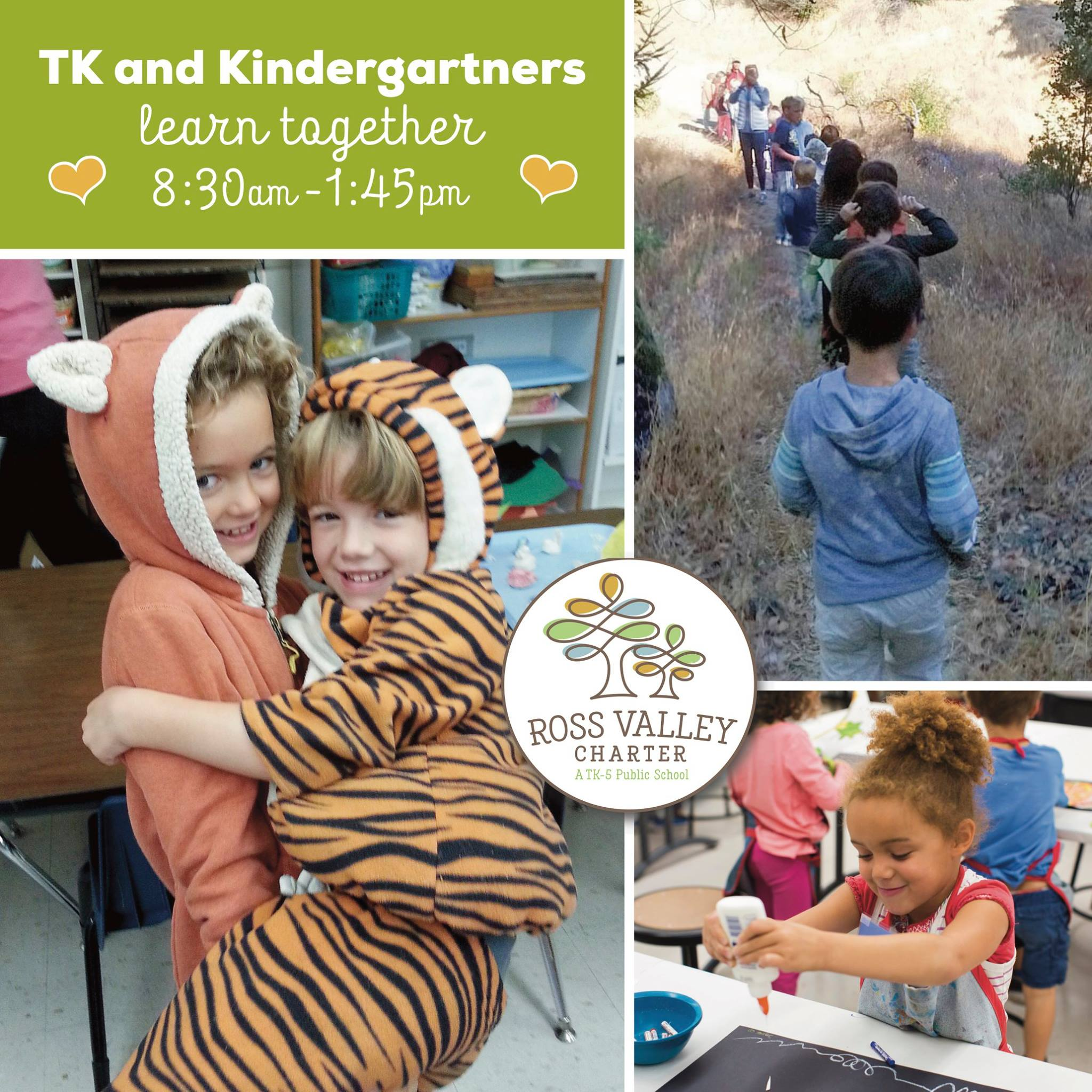 Transitional Kindergarten in Marin