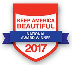 Keep America Beautiful 2017 winner