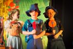 TK Transitional Kindergarten students perform and sing the Wizard of Oz