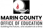 Marin County Office of Education's logo