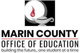Marin County Office of Education's logo