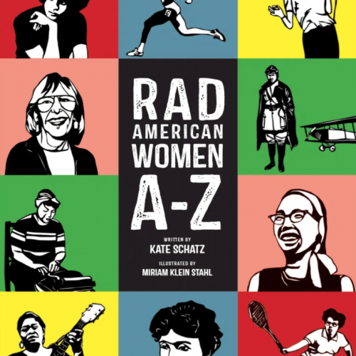 Cover of Rad American Women A-Z